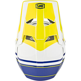 100% Aircraft DH Composite Casco, rastoma